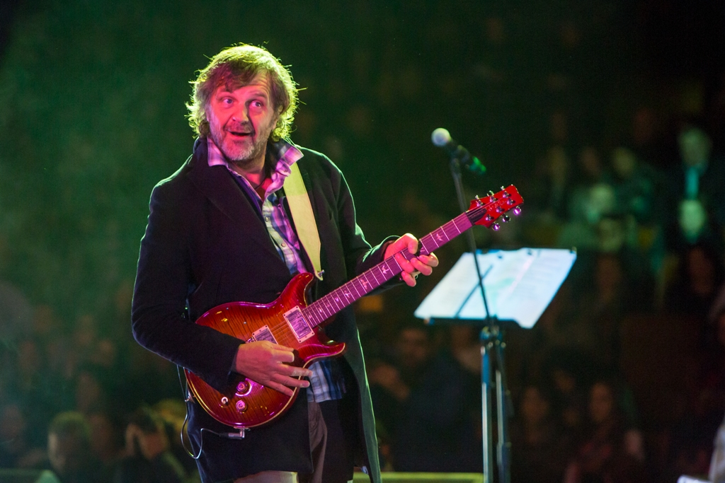 "Emir Kusturica & ""The No Smoking Orchestra"""